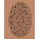 Disegno ovale Venezia n. 085