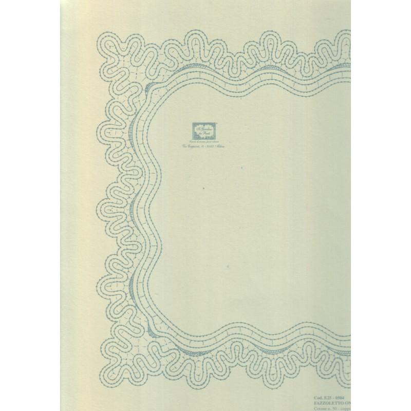 Bordo per fazzoletto n. 237
