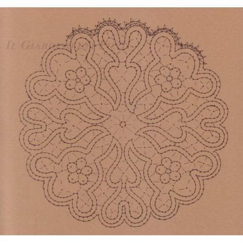 Centrino con fiorellini n. 122