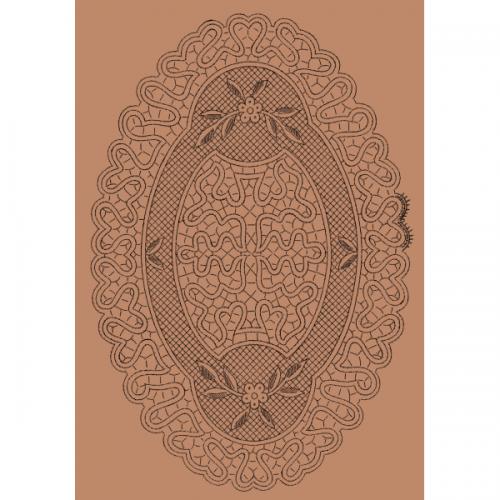 Disegno ovale n. 060