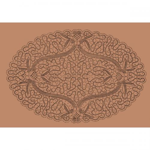 Disegno ovale n. 093