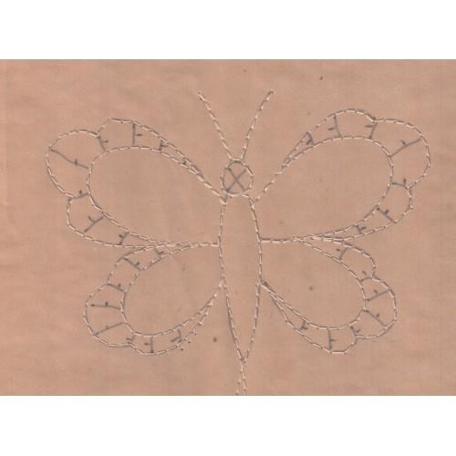 Farfalla orditura per pizzo Burano